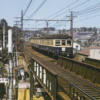 名古屋レール・アーカイブス所蔵のコダクローム作品から 東京オリンピック開催を前にした首都圏の鉄道情景その9 東急電鉄