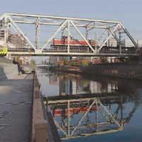 日本の鉄道遺産貨物線の赤煉瓦─越中島線の構造物をめぐって─
