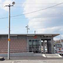 高山本線古井駅が新駅舎に