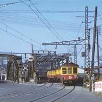 名古屋レール・アーカイブス所蔵のコダクローム作品から 東京オリンピック開催を前にした首都圏の鉄道情景その10 京浜急行電鉄