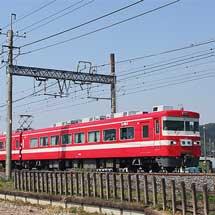 東武日光線臨時列車,1800系で運転