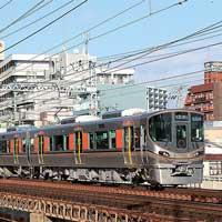 2016年度グッドデザイン賞を受賞した 大阪環状線改造プロジェクトと323系