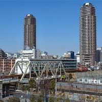 日本の鉄道遺産下町に残る貨物駅の面影