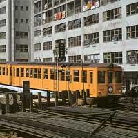 名古屋レール・アーカイブス所蔵のコダクローム作品から 東京オリンピック開催を前にした首都圏の鉄道情景その11 帝都高速度交通営団