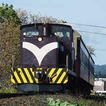 津軽鉄道で臨時列車とストーブ列車運転