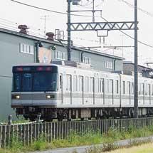 東京メトロ03系第20編成が北館林へ