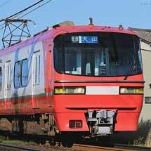 名鉄1800系リニューアル車が登場