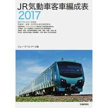 JR気動車客車編成表 2017