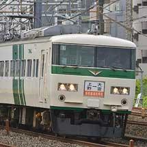 「東北新幹線開業35周年記念 新幹線リレー号」運転