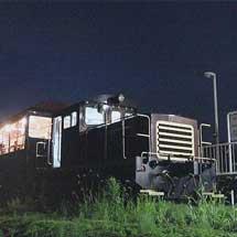 南阿蘇鉄道でトロッコ列車の夜間特別運転
