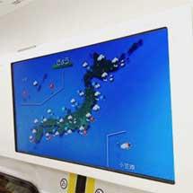 JR東日本,新潟地区に車内ビジョンを本格導入