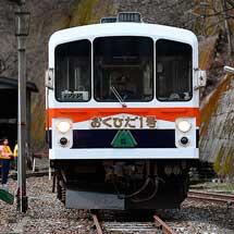REPORT旧神岡鉄道「おくひだ1号」ふたたび