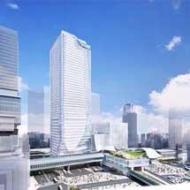 渋谷駅街区開発計画の施設名称が「渋谷スクランブルスクエア」に決定