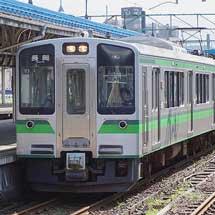 えちごトキめき鉄道ET127形が日中に長岡まで乗り入れ