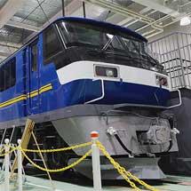 京都鉄道博物館でJR貨物の車両が展示される