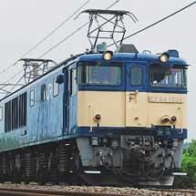 E127系V13編成が長野へ
