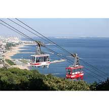 須磨浦山上遊園でパネル展「須磨浦ロープウェイ開業60年のあゆみ」開催