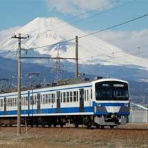 西武多摩川線の101系が伊豆箱根鉄道色に