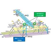 東京メトロ・東京都交通局,九段下駅の乗換え改善工事を開始