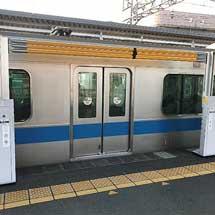 小田急,愛甲石田駅で「昇降バー式ホーム柵」の実証実験を9月24日から開始