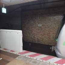 東京メトロ千代田線湯島駅でホームドア準備?