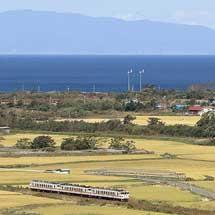 津軽線で『旅のプレゼント』号運転