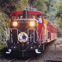 嵯峨野観光鉄道で『ハロウィンイベント』開催
