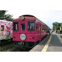 南阿蘇鉄道でヘッドマーク付き貸切列車の申込みを受付開始