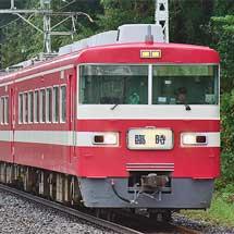 東武鉄道日光線で臨時急行列車が運転される