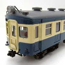 カツミ,旧型国電シリーズ第2弾のクモハ43+クハ68を発売