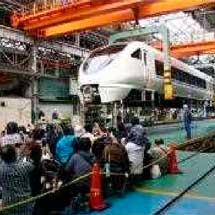 10月28日JR西日本,吹田総合車両所の一般公開を実施