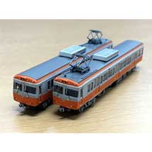 アルピコ交通,モハ10形リバイバルカラー「鉄道コレクション」2両セットを発売