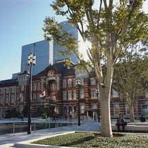 JR東日本,12月7日から東京駅丸の内駅前広場の供用を開始