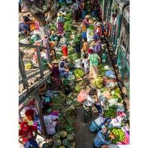11月20日〜12月18日小池隆写真展「ミャンマーの鉄道と人々と」開催