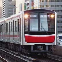 大阪市営地下鉄御堂筋線用30000系第8編成が営業運転を開始