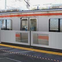 JR東海,金山駅でホーム可動柵の実証実験を1月から開始