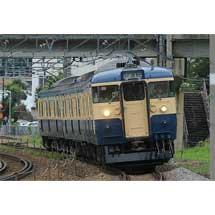 12月17日しなの鉄道『115系「横須賀色」で行く北しなの線の旅』参加者募集