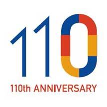 西鉄グループ「110周年ロゴ」を制作