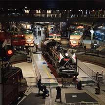 鉄道博物館『鉄はじめ2018ナイトミュージアム』開催