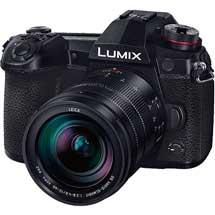 ミラーレス一眼カメラ「LUMIX DC-G9」1月25日から発売