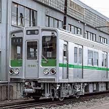 リーフグリーンが駆け抜ける 都営地下鉄新宿線の車両たち 後編