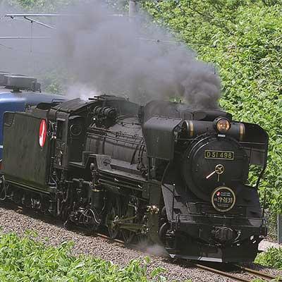 """鉄道ニュース""""SL津軽路号""""運転"""