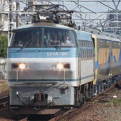 鉄道ニュース泉北高速鉄道12000系が甲種輸送される